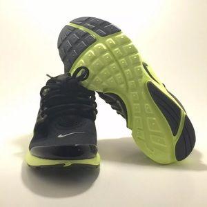 Nike Presto Size 7Y Girls Black BRAND NEW